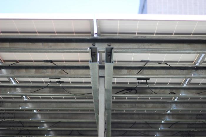 龙岩太阳能车棚