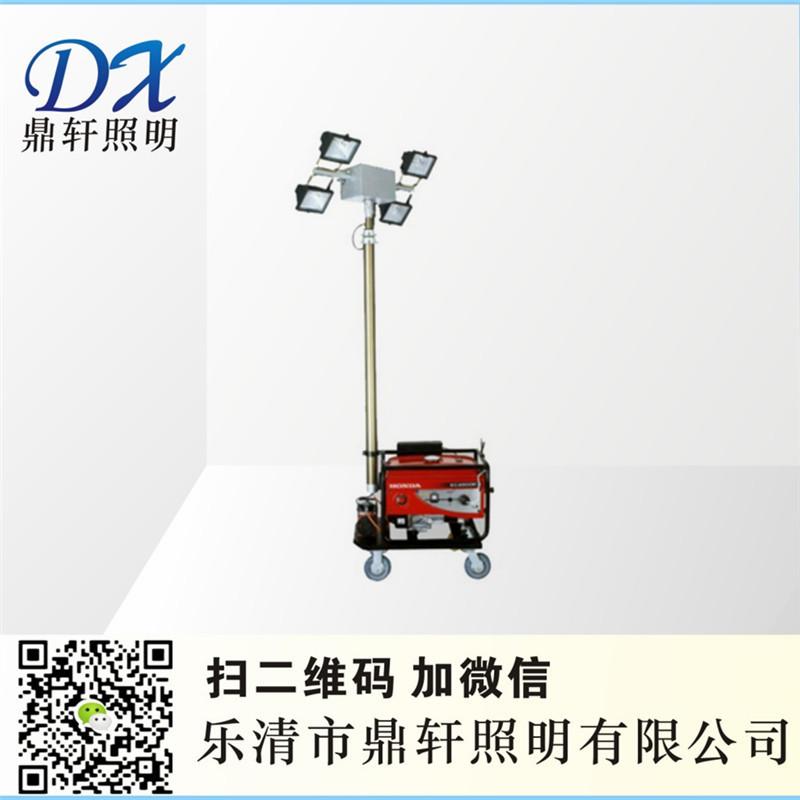 碘钨灯发电机LX-SFW6110D全方位遥控移动照明灯