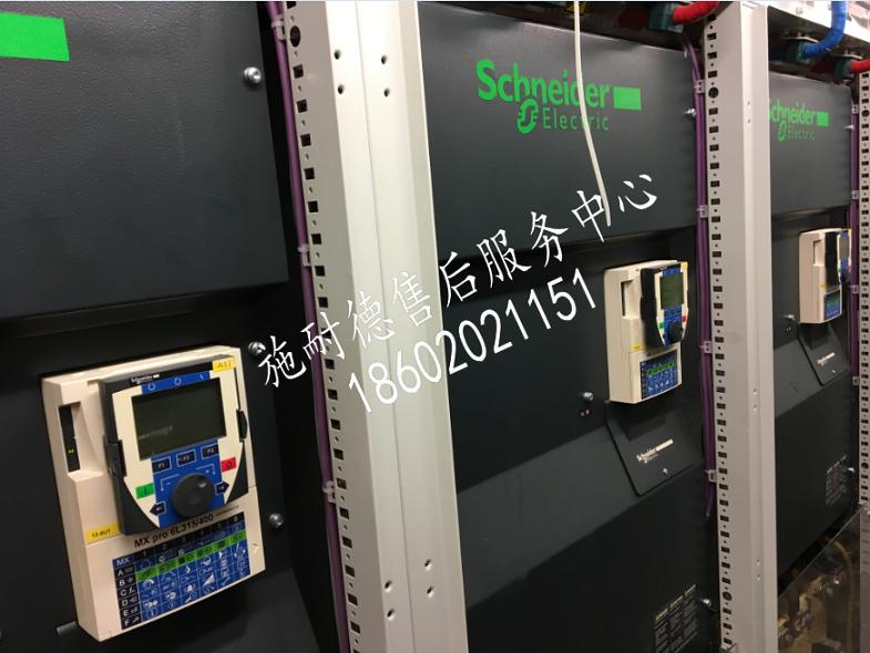 海南省、四川省海瑞克盾构机PDRIVE eco 4V90变频器维修