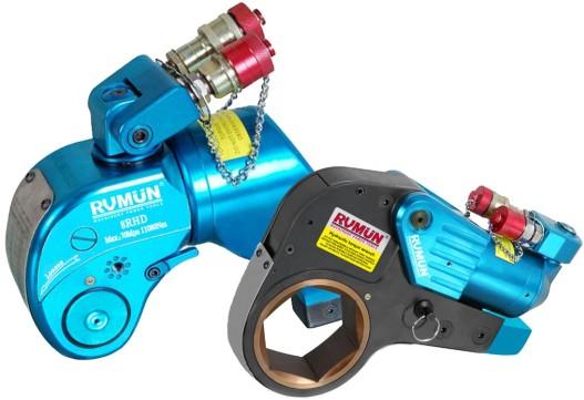 阀门安装专用液压扳手,化工厂检修专用液压扳手,设备检修液压扳手