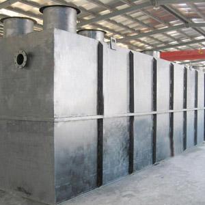 供青海西宁水处理设备施工