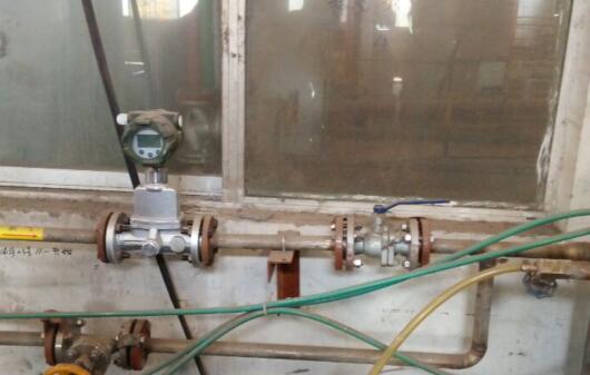 燃气锅炉管道专用流量计