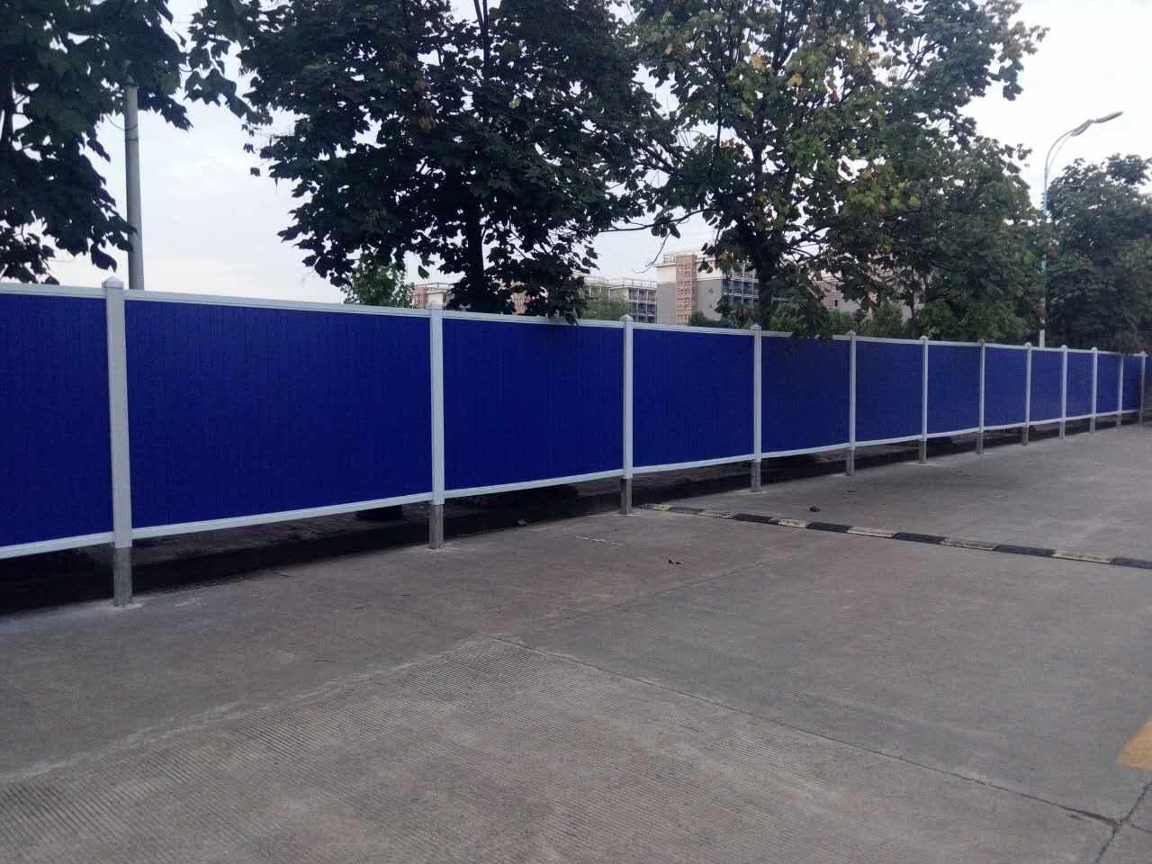 安徽六安塑料围栏_地铁围挡规划_兴路通优质好厂