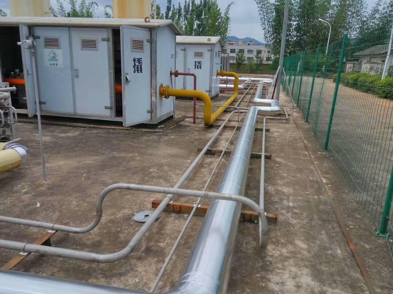青海导热油管道保温施工 蒸汽管道保温指导报价