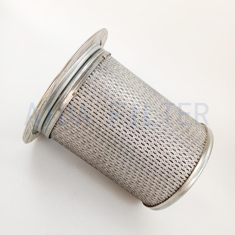 艾达生产替代康普艾油分滤芯  油气分离滤芯 98262-102