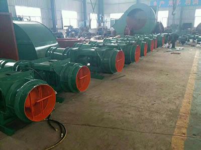 矿用湿式除尘风机厂家 KCS型湿式振旋除尘风机供应