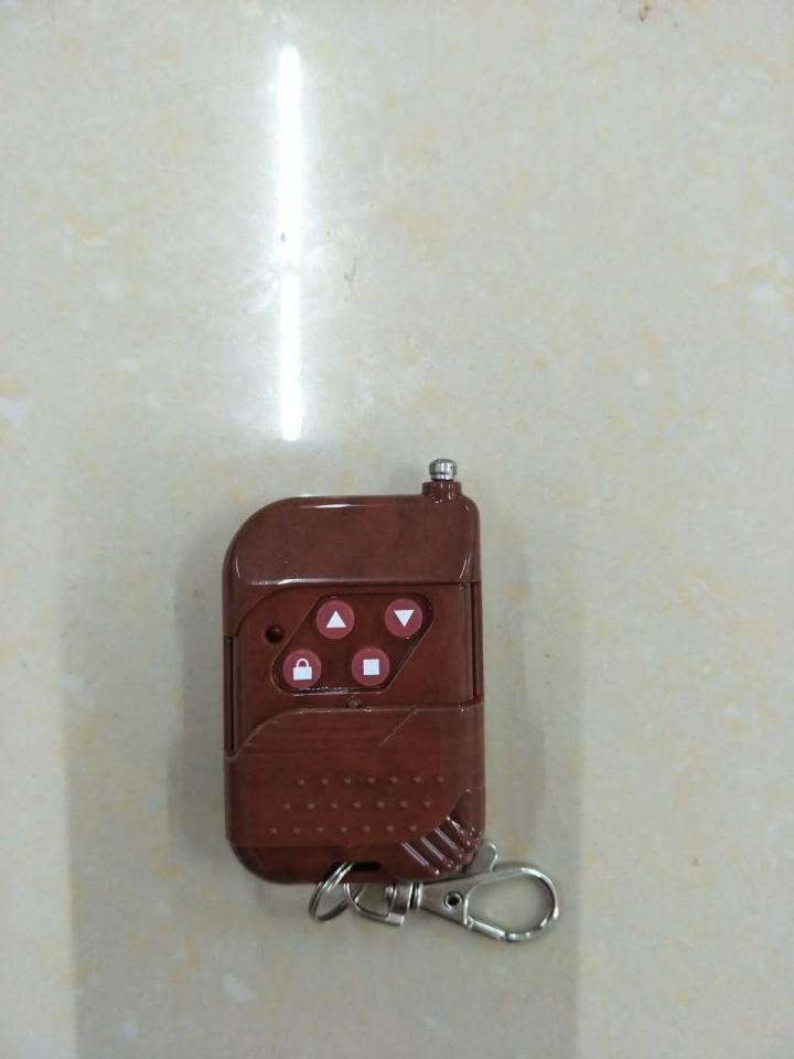 华捷盛315频率电动伸缩门遥控道闸升降杆遥控器