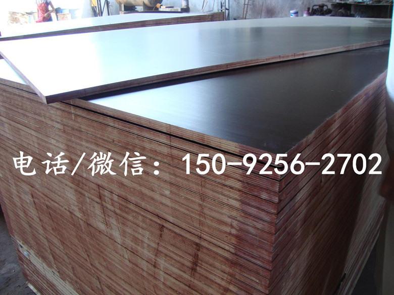 建筑模板_黑膜建筑模板_清水建筑模板