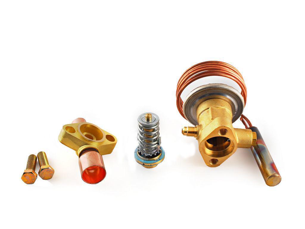 EMERSON艾默生热力膨胀阀 TCLE7-1/2HCA 美国品牌