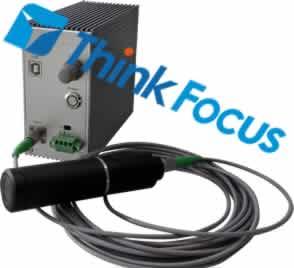 【THINKFOCUS】光谱共焦位移传感器-非接触式清漆 漆膜厚度检测