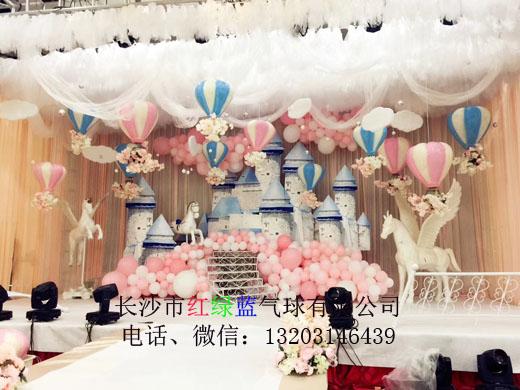 拥有漂亮得婚礼场地布置,你一生的美好回忆