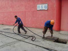 上海下水道疏通 管道疏通 疏通下水道 63110069