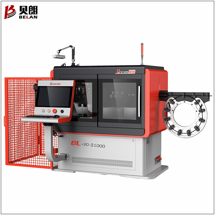 东莞市贝朗机械厂家线材折弯机械BL-3D-51000