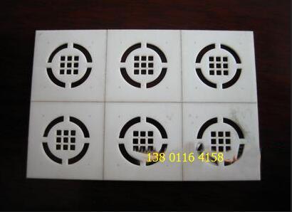 氧化铝陶瓷基片精细划片激光切割厂家