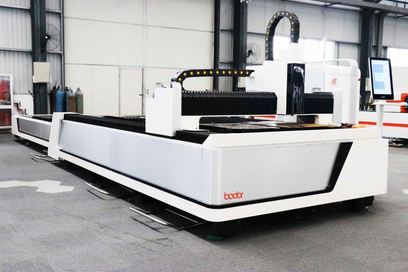 济南规模最大的激光切割机厂家切割碳钢板不锈钢板
