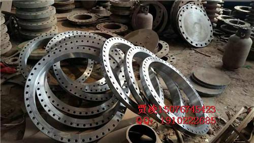 包头不锈钢板式平焊法兰带图加工厂家