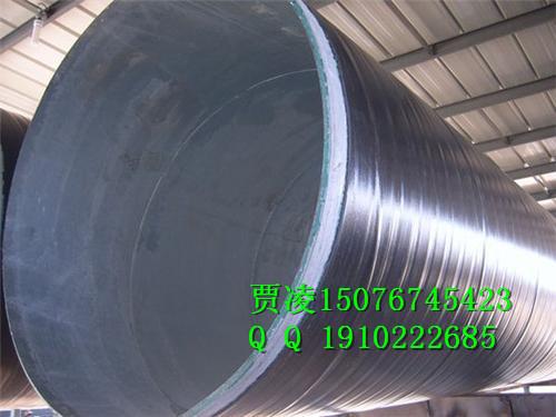 佛山加强级螺旋管3PE外防腐钢管厂家直销
