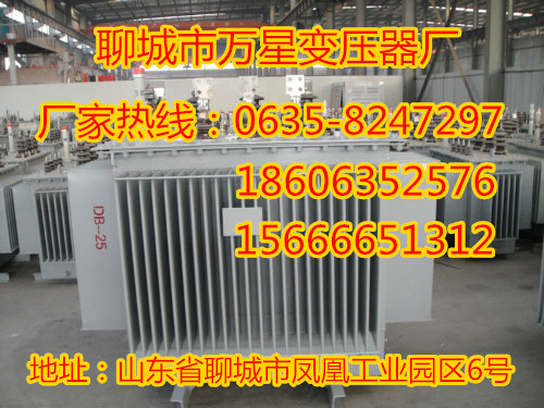 达州非晶合金sh15-20变压器价格铜