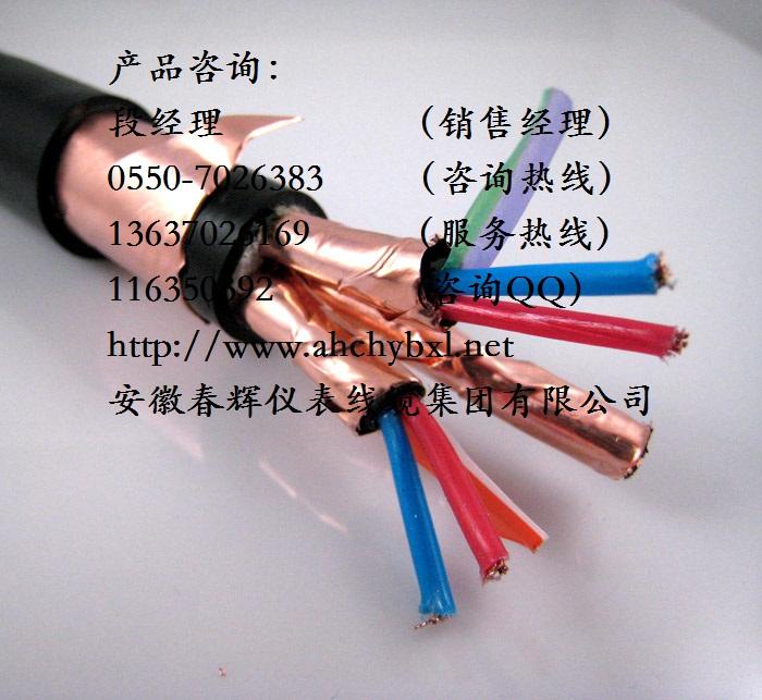 ZRC-DJFP2FP2-2*2*1.0耐高溫計算機電纜/寶山鋼鐵