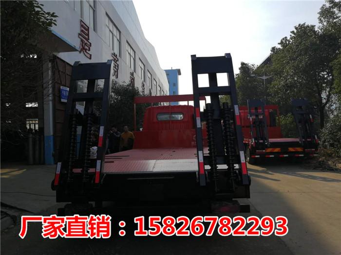 低平板平板运输车生产厂家