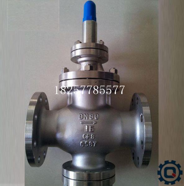 【优质合格供应商】CF8先导式减压阀中国-强大阀门/CHQD