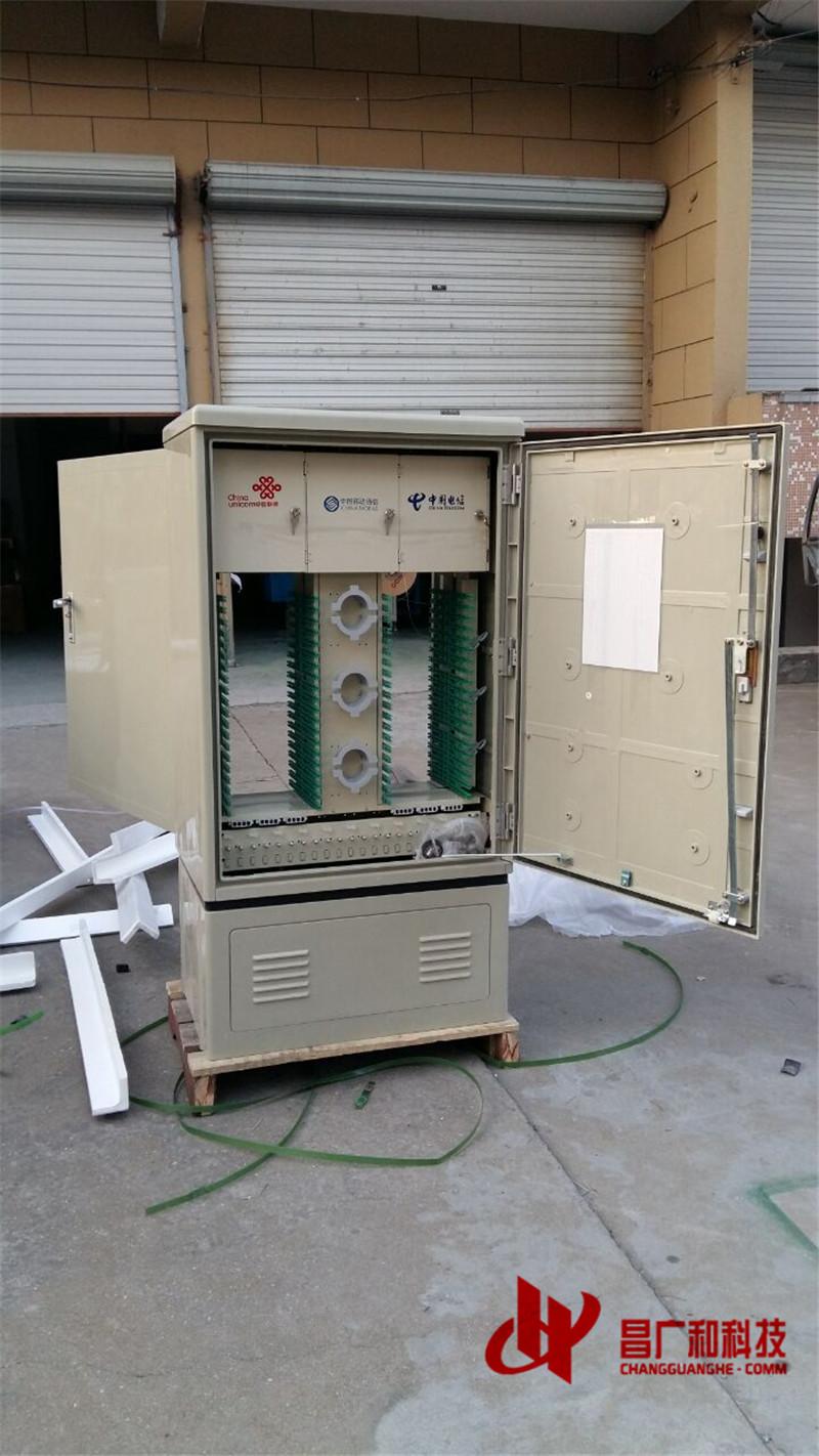 960芯双面室外落地式共建共享光缆交接箱规格齐全