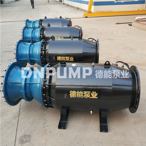QHB卧式混流泵