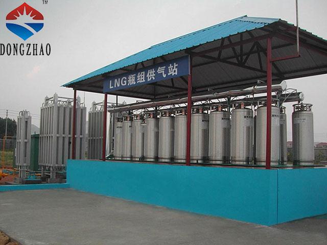 小型lng瓶组站(lng瓶组站)建站方案