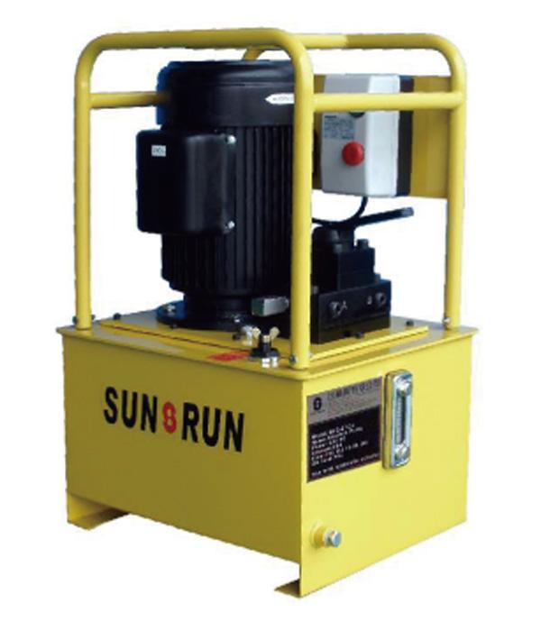 台湾SUNRUN巨轮兴SPE-2电动泵