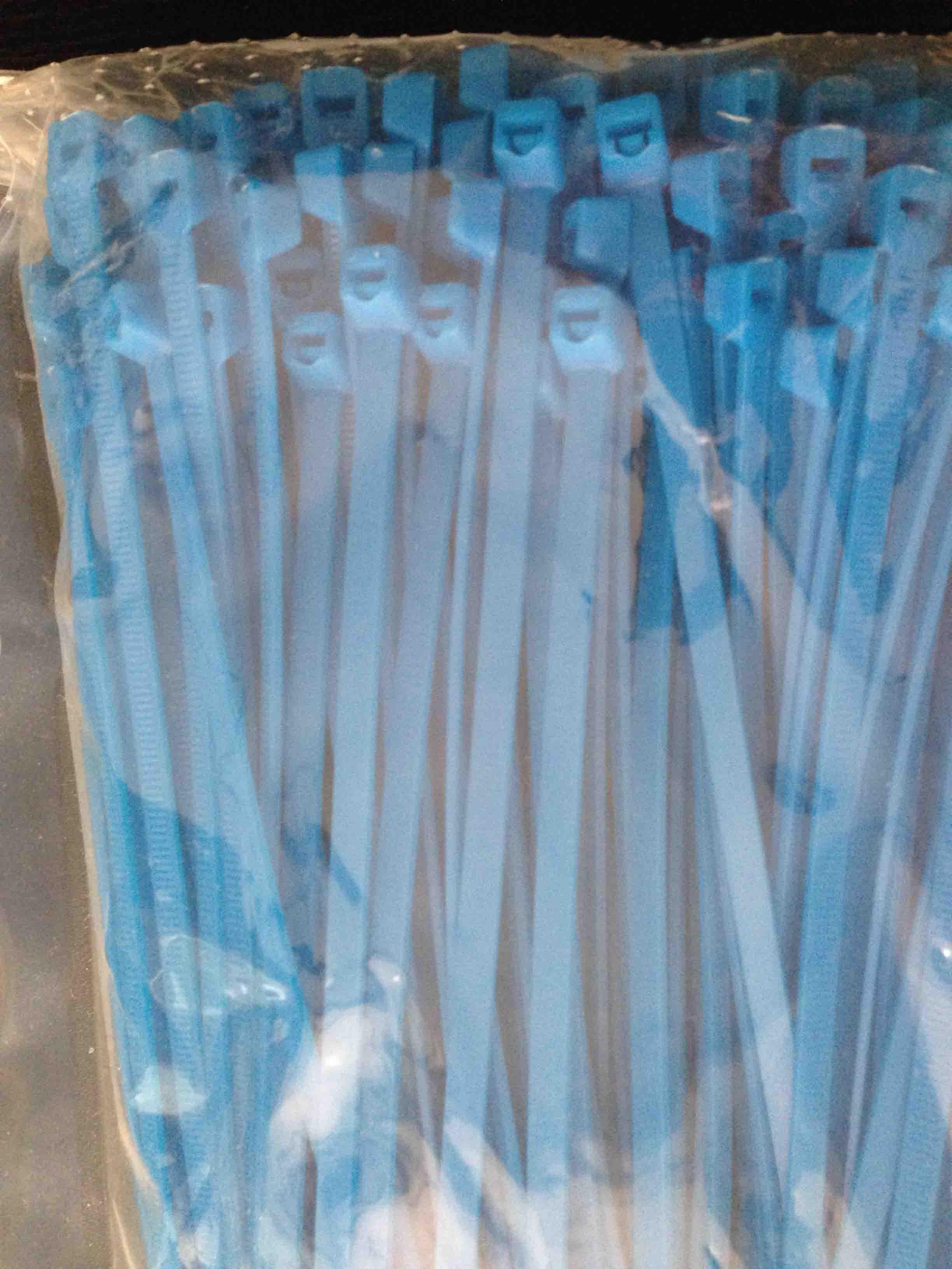 现货供应泛达PANDUIT特氟龙TEFZEL四氟乙烯扎带线束