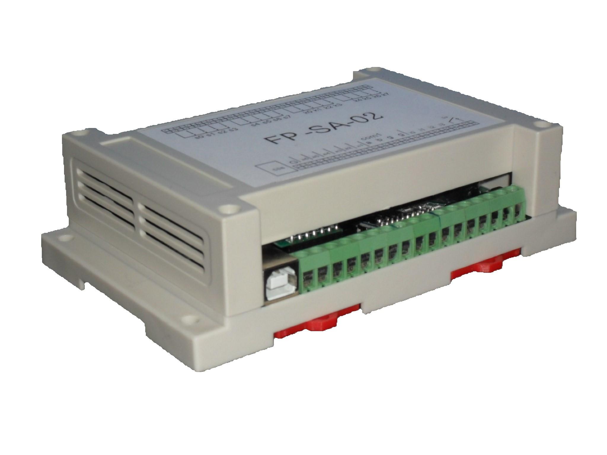富睿单片机开发控制板FP-SA-02