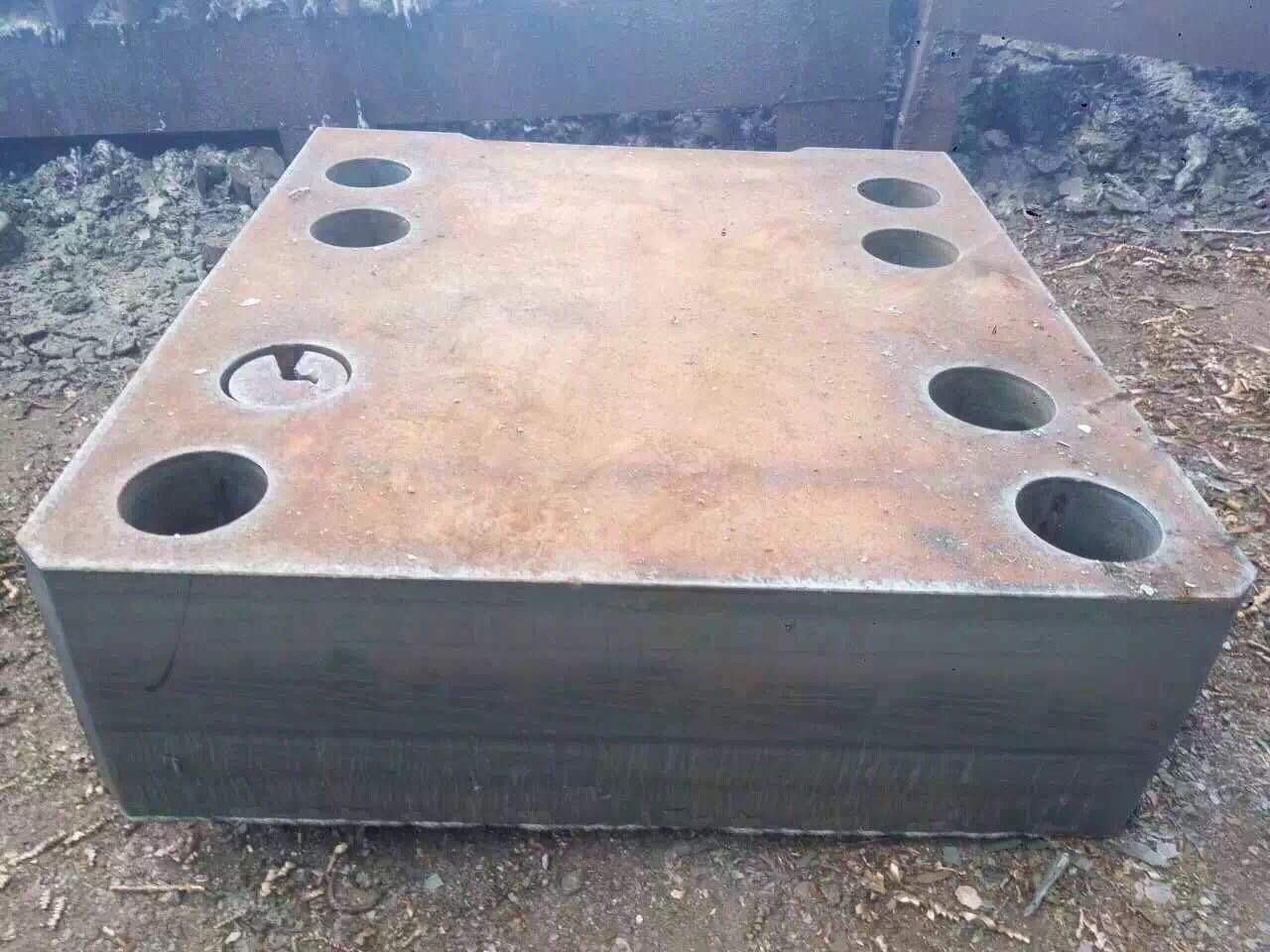九江Q245R钢板下料、焊接加工
