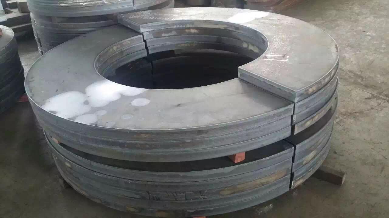 营口Q245R钢板下料、焊接加工