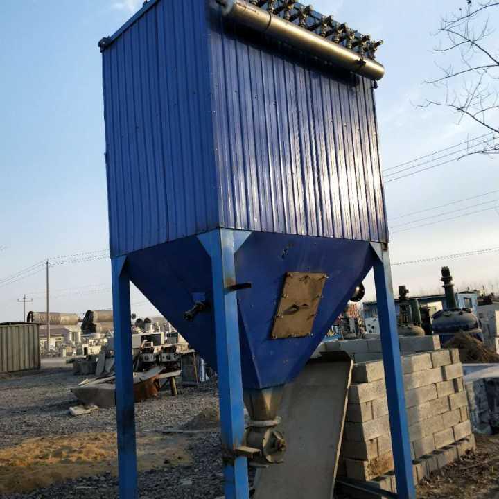 佳木斯便宜处理8台二手96平方锅炉除尘器