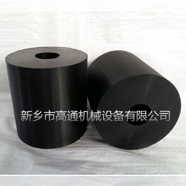 减震橡胶弹簧橡胶柱振动筛减震用
