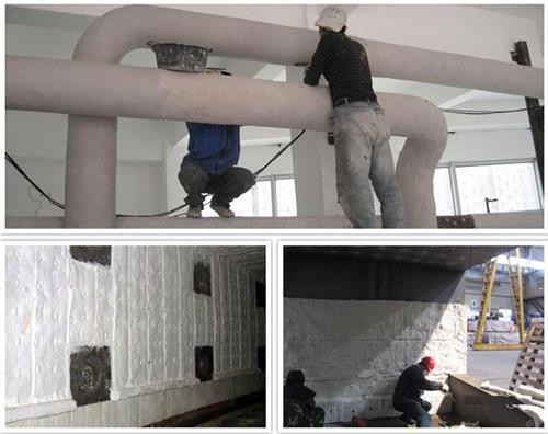 硅酸铝复合保温板-呼和浩特120kg高温炉专用硅酸铝纤维毡厂家多少钱一平米