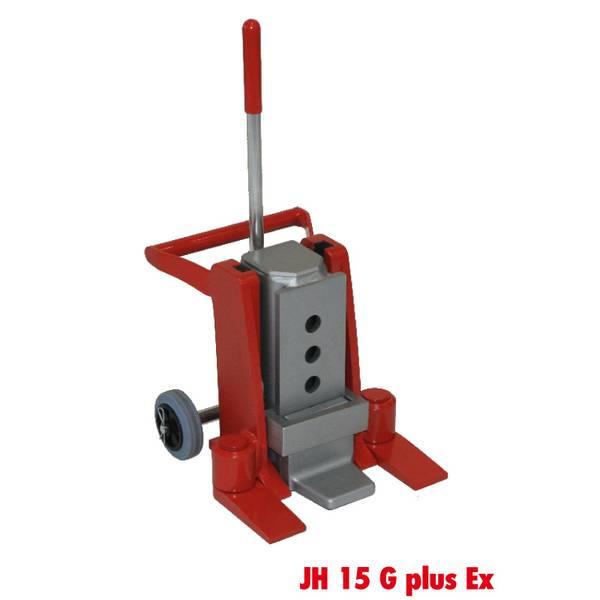 德国JUNG JH15Gplus EX液压爪式千斤顶