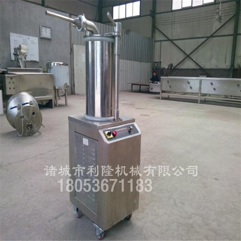 商用灌肠机  小型液压灌肠机