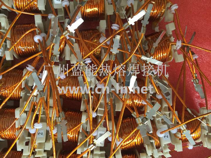 新能源变压器引线铜端子焊接机