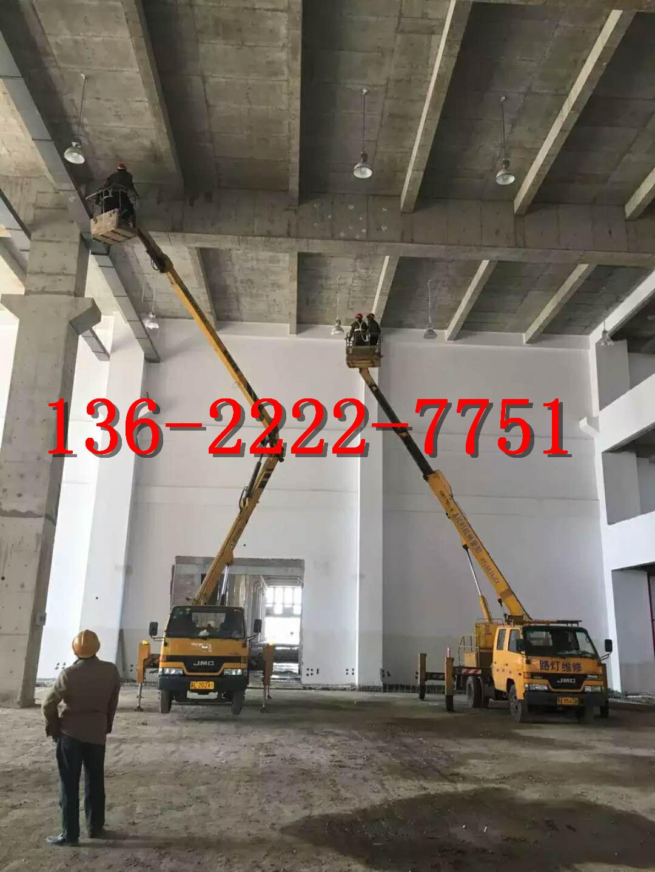 广州路灯安装车出租路灯13622227751安装
