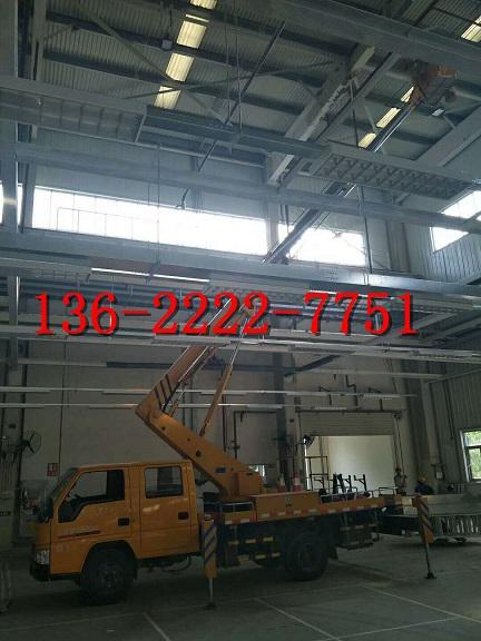 广州路灯安装车13622227751安装车出租砍树修剪