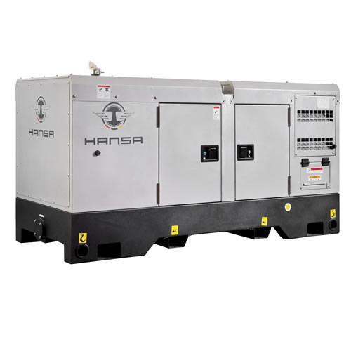超市备用10KW柴油发电机