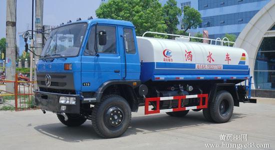 东风10吨洒水车厂家报价 程力洒水车直销