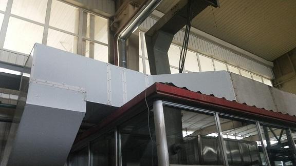 天津内胎厂排风降温哪家设计安装