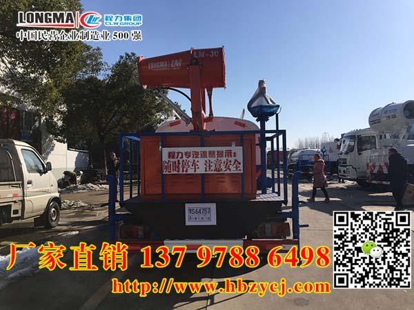 贵州省东风153降尘车多少钱一台