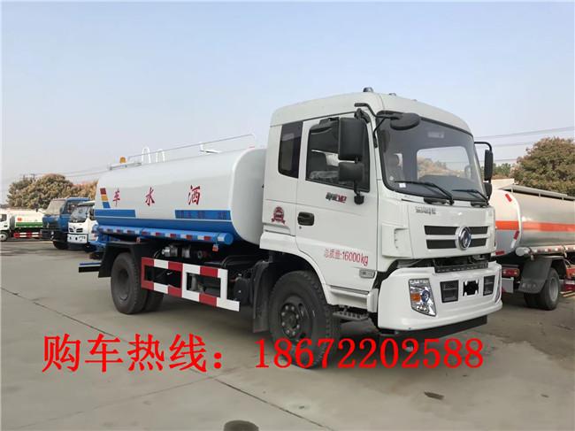 芜湖东风5吨洒水车多少钱@咨询电话《18672202588》