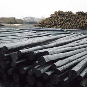 生产6-10米油木杆