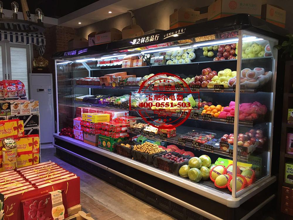 成都超市冰柜图片 超市冰柜陈列 超市冰柜高度