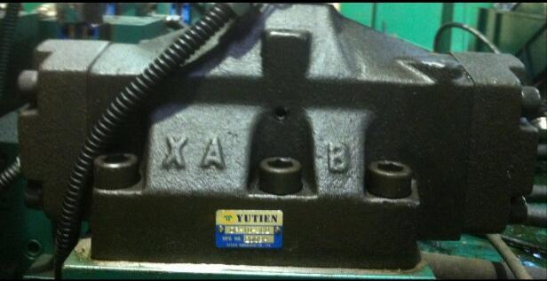 DSW-02-2B5A-D-AC220V臺灣YUTIEN油田電磁閥6通徑