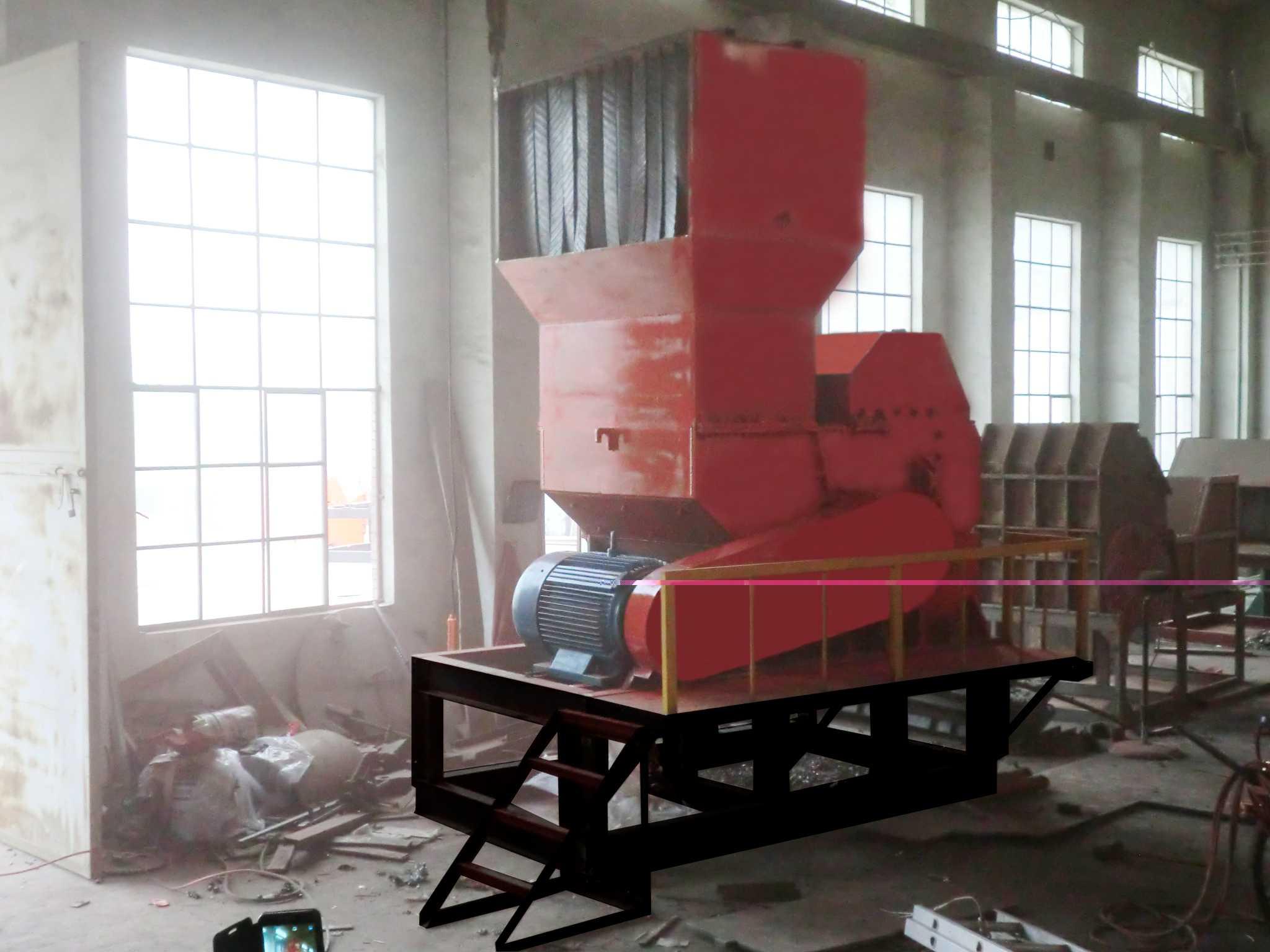 彩钢瓦粉碎机生产线多少钱